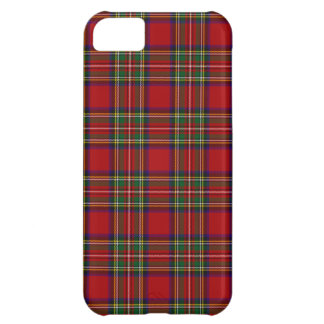 Tartan iPhone 5C Cover