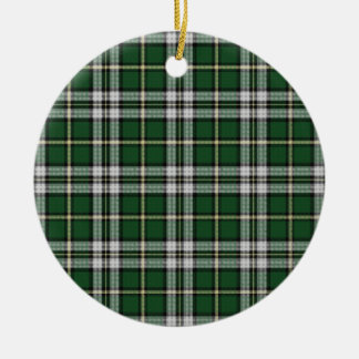 Tartan of Cape Breton Ceramic Ornament