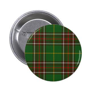 Tartan_of_Newfoundland_and_Labrador 2 Inch Round Button