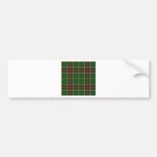 Tartan_of_Newfoundland_and_Labrador Bumper Sticker