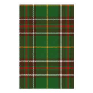 Tartan_of_Newfoundland_and_Labrador Stationery Design