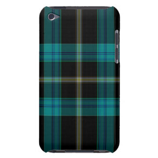 Tartan Plaid Barely There iPod Cases
