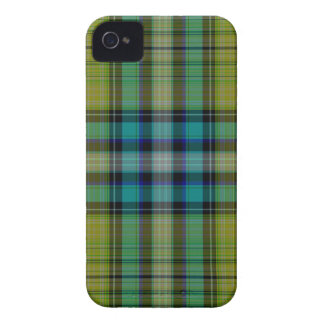 Tartan Plaid Case-Mate iPhone 4 Cases