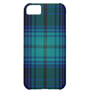 Tartan Plaid Cover For iPhone 5C
