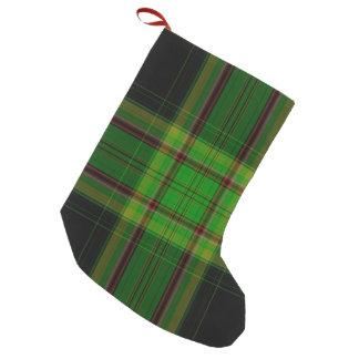Tartan Plaid Small Christmas Stocking