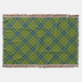 Tartan Throw