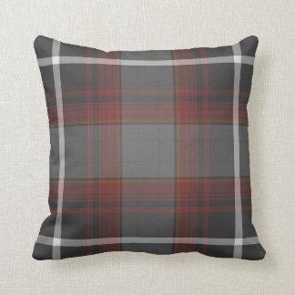 Tartan Throw Pillow
