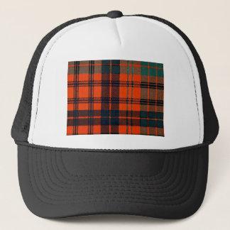 Tartan Trucker Hat