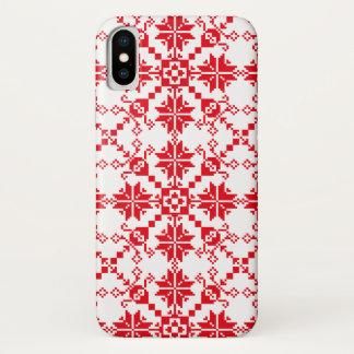Tartlau red Case-Mate iPhone case