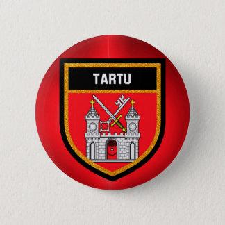 Tartu Flag 2 Inch Round Button