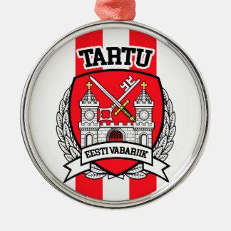 Tartu Metal Ornament