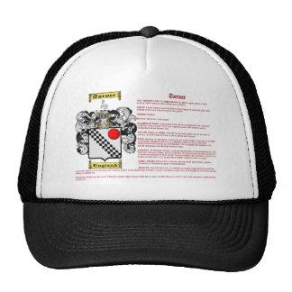 Tarver (meaning) trucker hat
