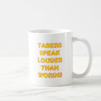 Taser Coffee Mug
