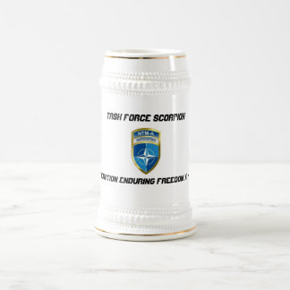 Task Force Scorpion, NTM-A Beer Stein
