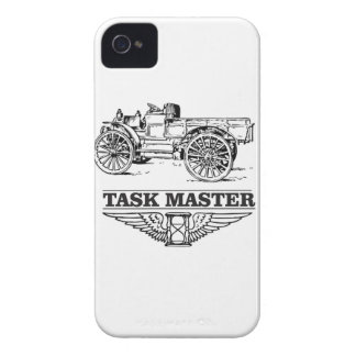 task master truck Case-Mate iPhone 4 cases