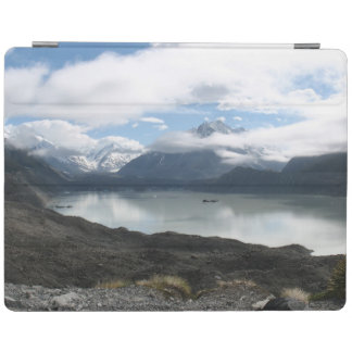 Tasman Glacier Lake, Mount Cook area, New Zealand iPad Cover