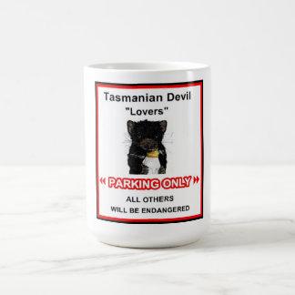 Tasmania Devil Mugs