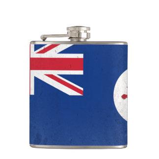 Tasmania Hip Flask