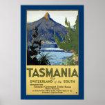 Tasmania ~ Switzerland of the South Poster