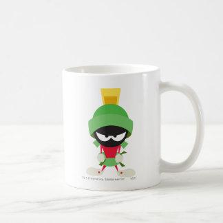 Tasse à café Marvin le Martien prêt à attaquer
