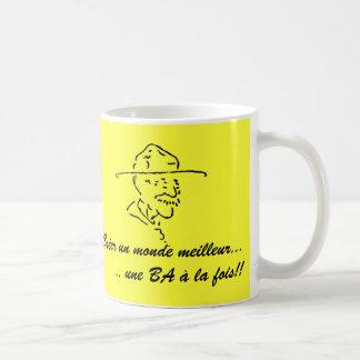 Tasse à café, Scoutisme & Castor Coffee Mug