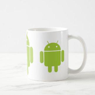 Tasse androïde
