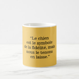 """tasse citation """"fidélité"""""""