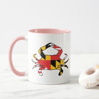 Tasse Crabe du Maryland