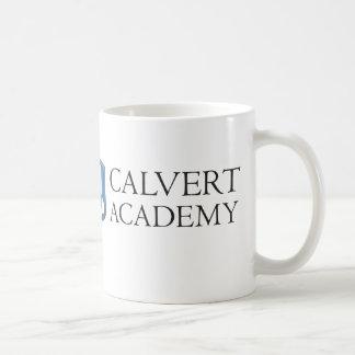 Tasse d'académie de Calvert (blanche)