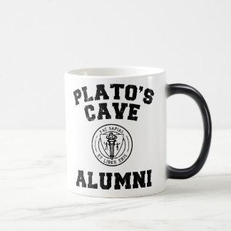 Tasse d'anciennes élèves de la caverne de Platon
