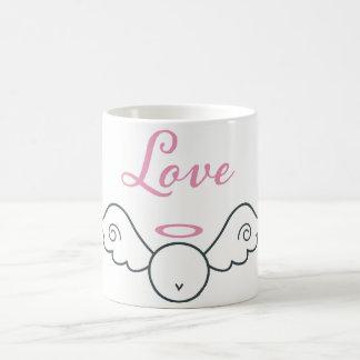 Tasse d'ange d'amour