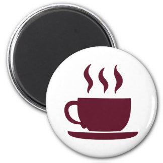 Tasse de café magnets