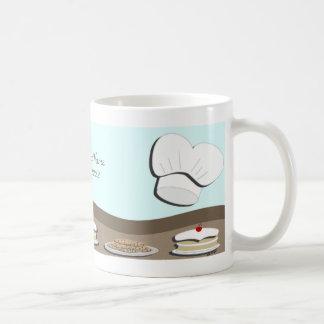 Tasse de café de boulangerie