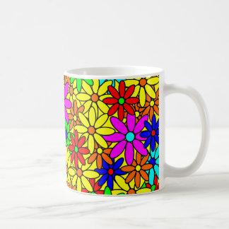 Mugs fleurs
