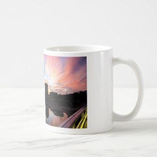 Tasse de café de matin de Columbus