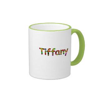 Tasse de café de Tiffany