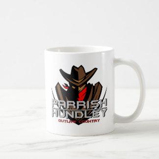 Tasse de café proscrite par Parrish-Hundley de