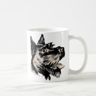 Tasse de chien de Scotty