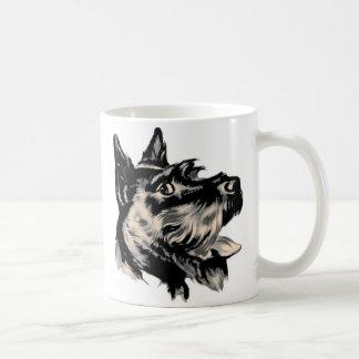 Tasse de chien de Scotty