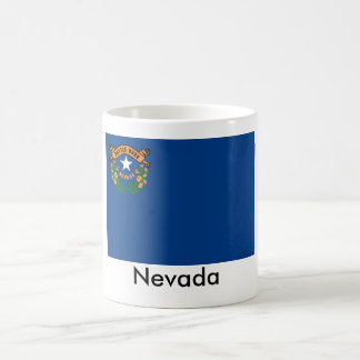 Tasse de drapeau d état du Nevada