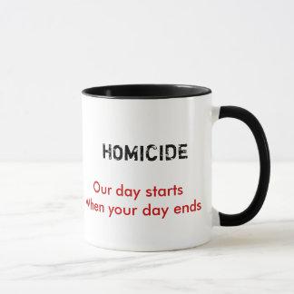 TASSE DE HOMICIDE