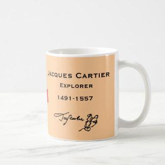 Tasse de Jacques Cartier*