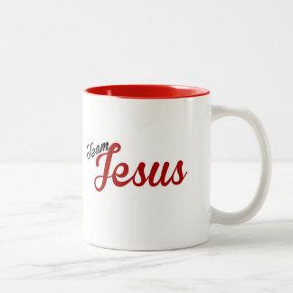 Tasse de Jésus d'équipe