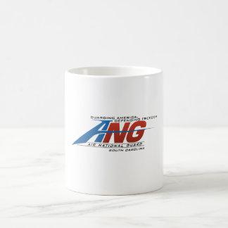 Tasse de logo d'ANG
