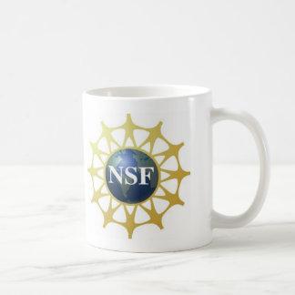 Tasse de logo de National Science Foundation