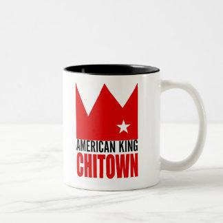 Tasse de MIMS - roi américain de Chi-Ville