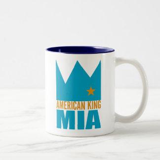 Tasse de MIMS - roi américain de MIA