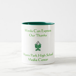 Tasse de MPHS Media Center