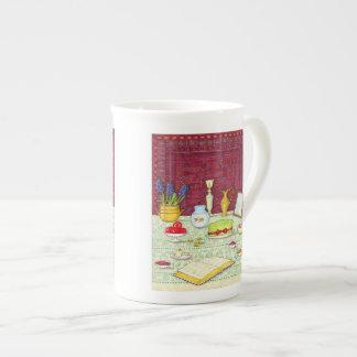Tasse de Noruz Mug En Porcelaine