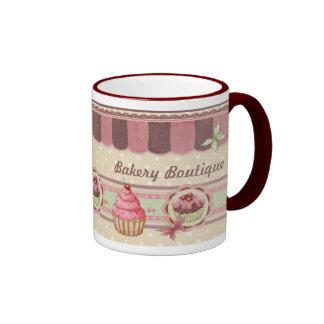 Tasse de Patisserie de boutique de boulangerie